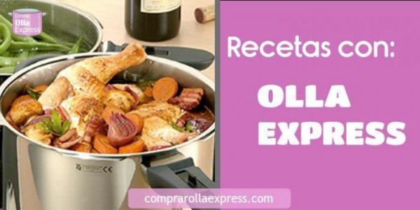 Recetas Olla Express
