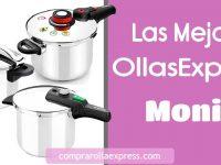 Las mejores ollas express Monix